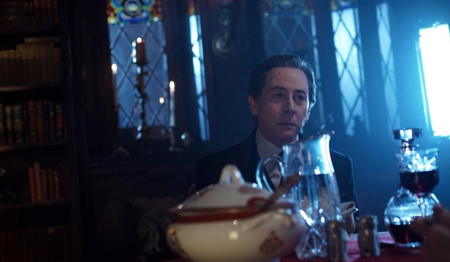 """GOTHAM: Guest star Paul Reubens in the """"Wrath of the Villains: Mad Grey Dawn"""" episode of GOTHAM airing Monday, March 21 (8:00-9:01 PM ET/PT) on FOX. ©2016 Fox Broadcasting Co. Cr: Nicole Rivelli/FOX"""