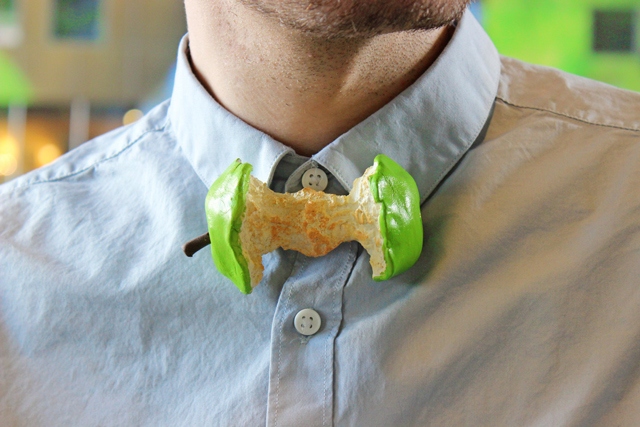Green-apple-bowtie