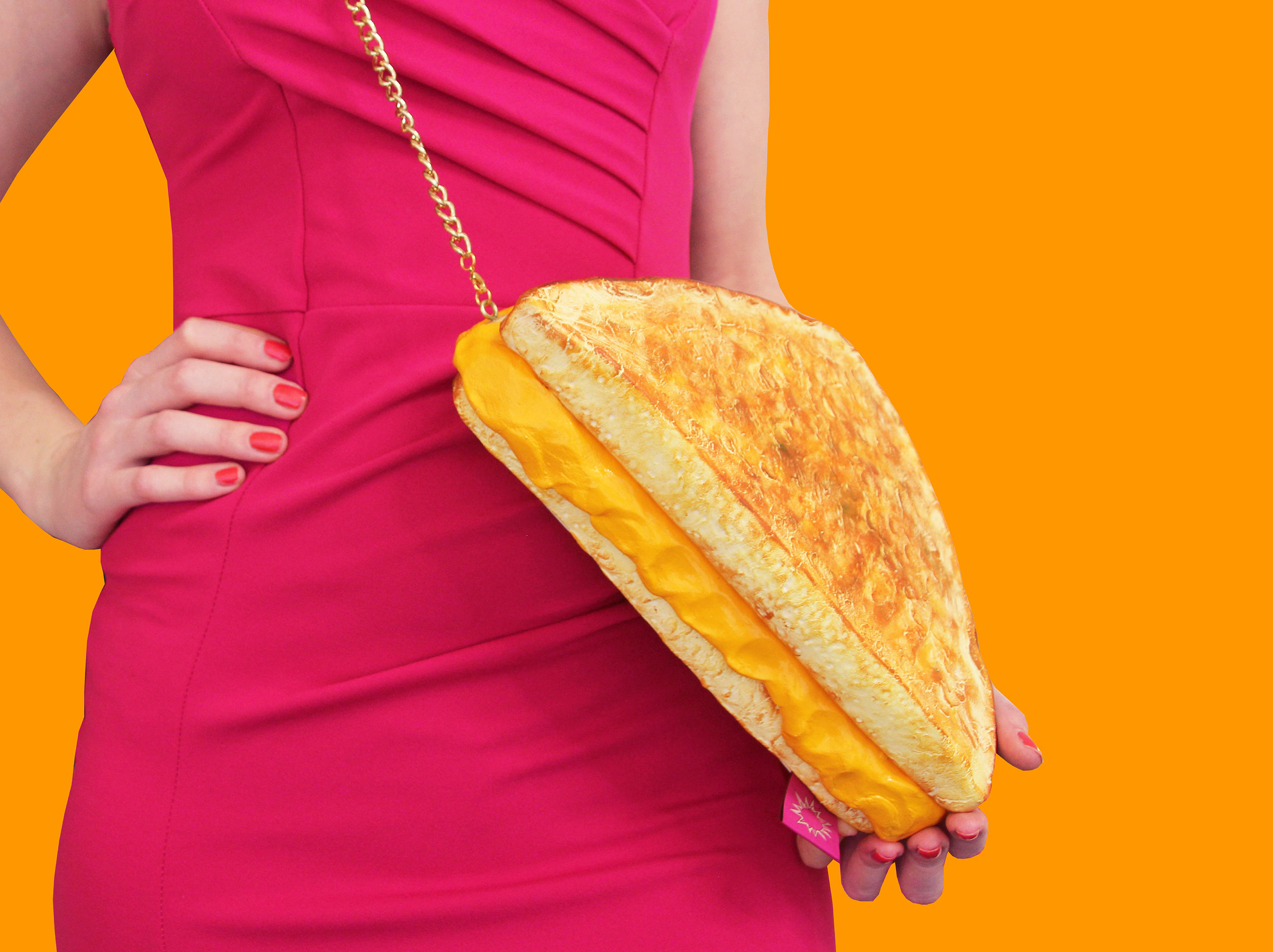 Look At This Grilled Cheese Purse Pee Wee S Blog