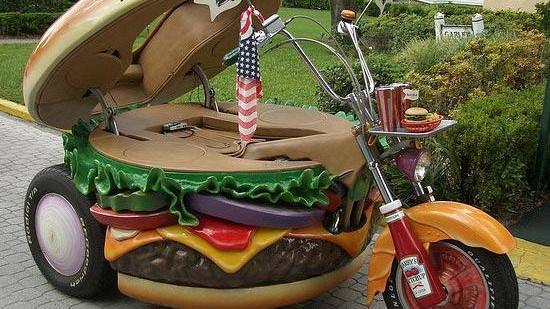 Hamburger Harley
