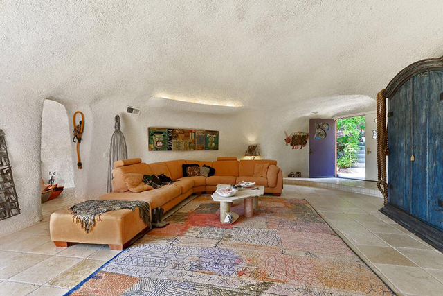 Real-life Flintstone House Hits the Market!! - Pee-wee's blog
