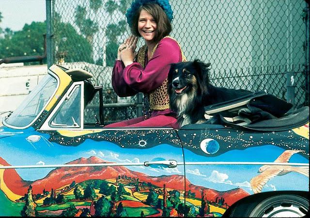 Janis-Joplin-Car