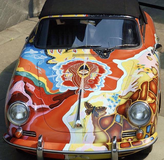 Joplins-car