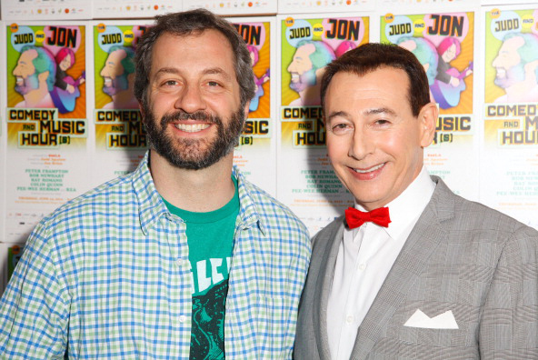 The Judd  Apatow And Jon Brion Comedy And Music Hour(s) To Benefit 826LA
