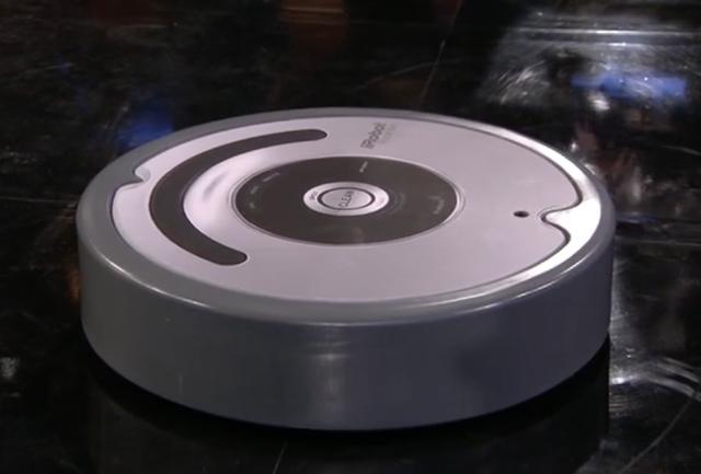 Pee-wee Herman's Roomba