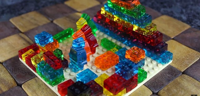 LEGO Gummies candy