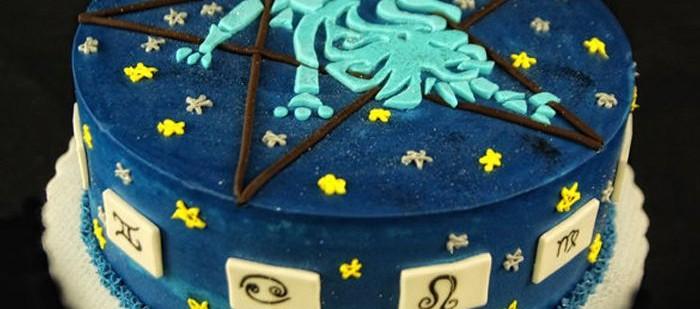 Leo cake