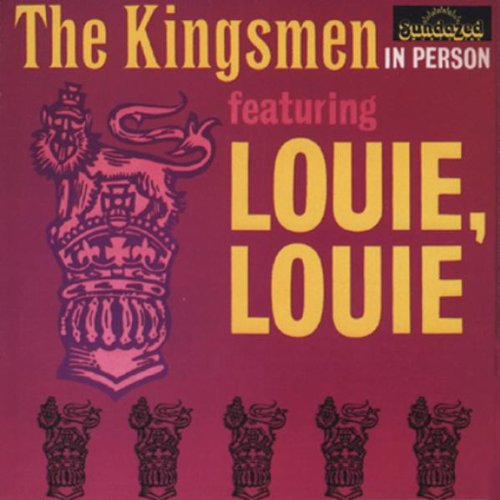 LouieLouie by the Kingsmen album