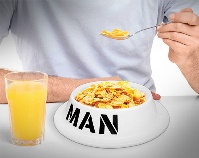 Man-Bowl-with-cereal-and-OJ