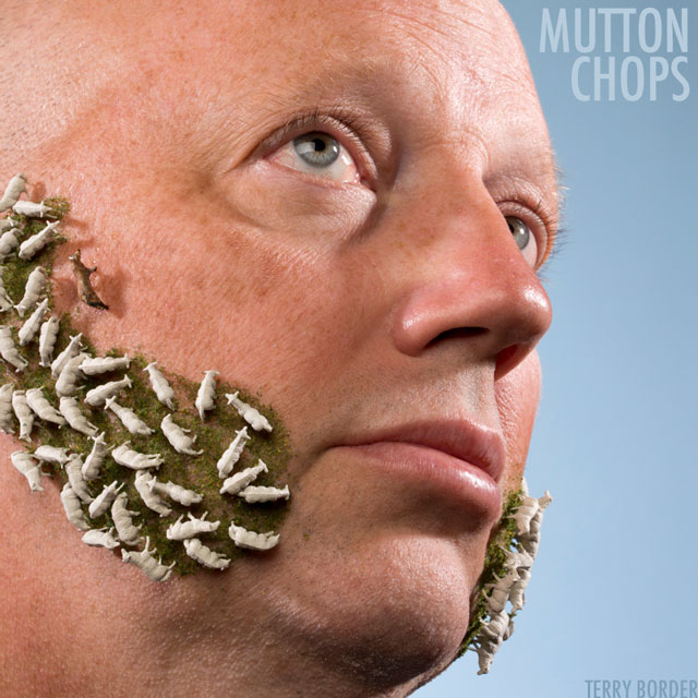 mutton-chops