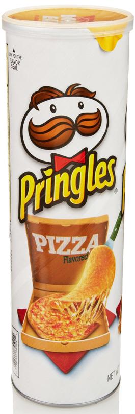 PIZZA-Pringles