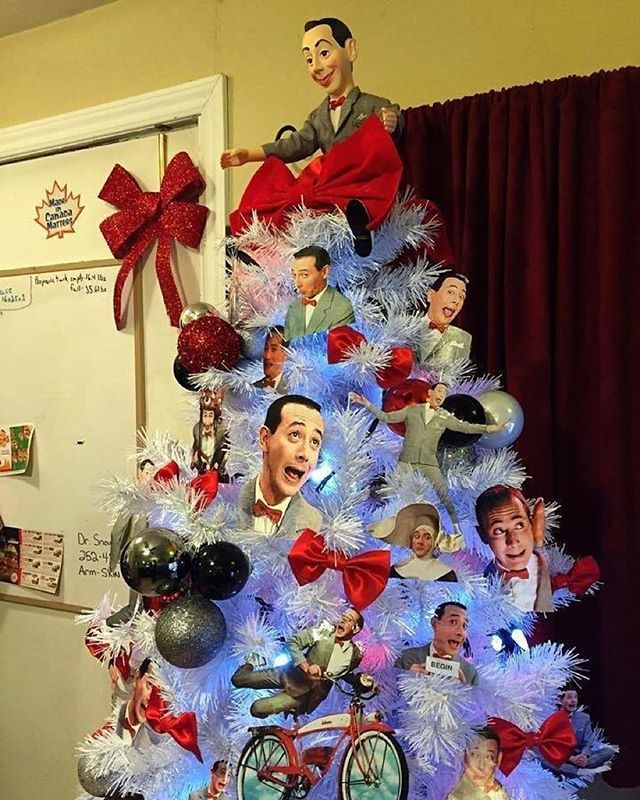 Pee-wee Christmas Tree 2
