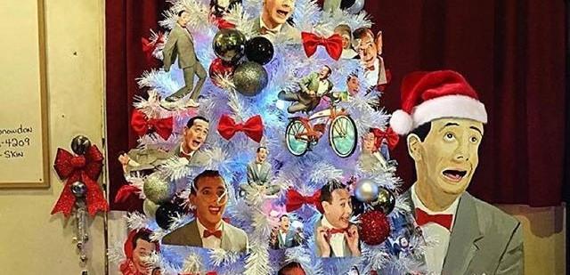 Pee-wee Christmas Tree 3