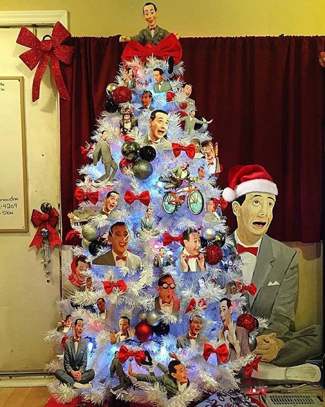 Pee-wee Christmas Tree 3