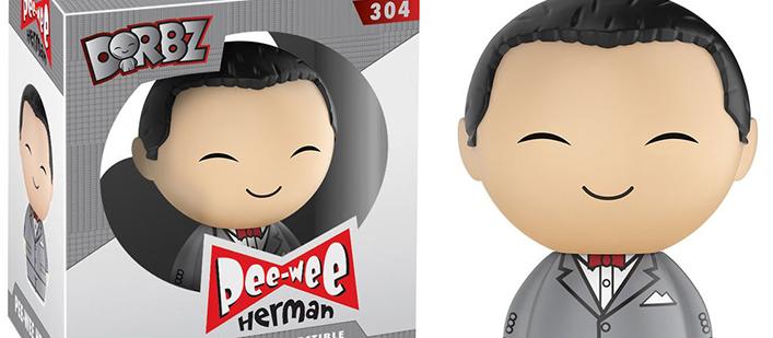 Pee-wee-Herman-Dorbz-doll
