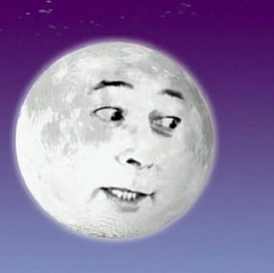 pee wee's christmas special full moon