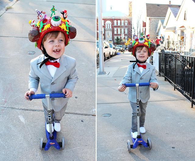 Pee-wee Herman bicycle helmet 3