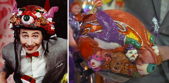 Pee-wee Herman bicycle helmet2