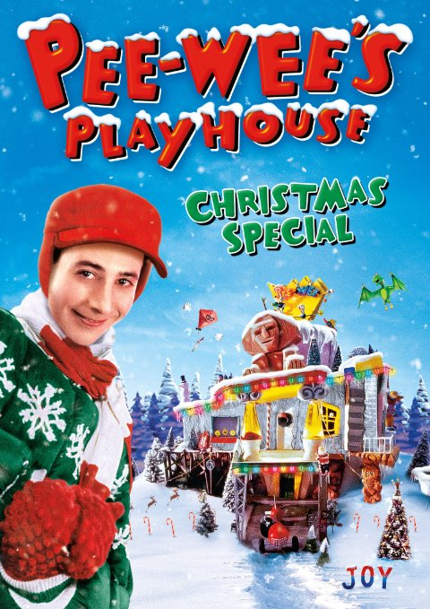 Pee-wee's Playhouse Christmas Special DVD