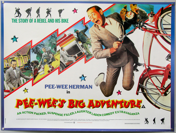 Pee-wee's Big Adventure UK