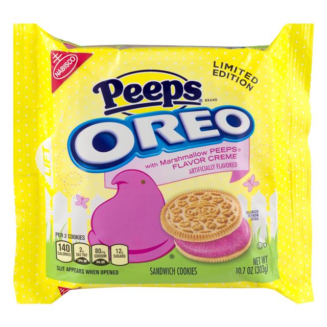 Peeps-Oreos