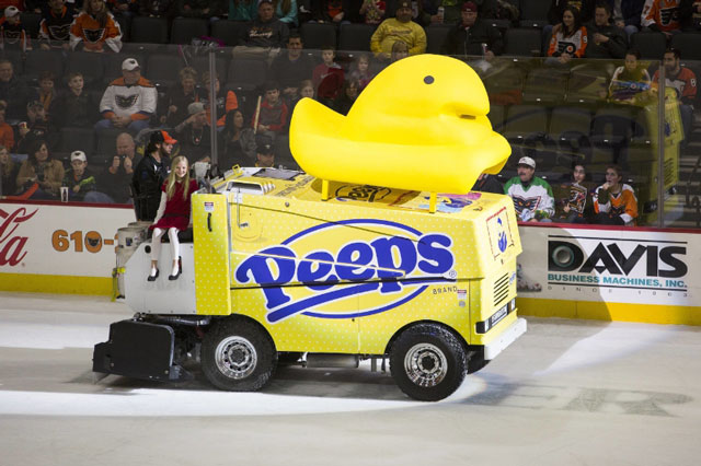 Just Born Quality Confections Peeps Zamboni