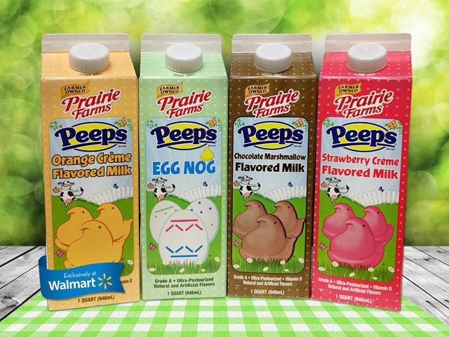 Peeps-milks