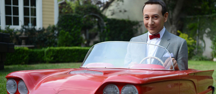 Peewee-Herman-in-a-little-red-car featured