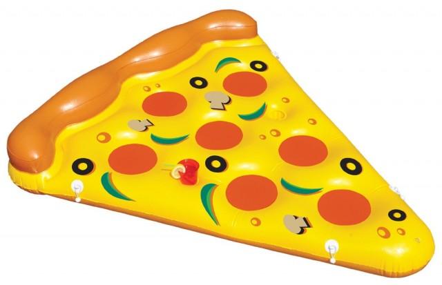 Pizza Pool Raft