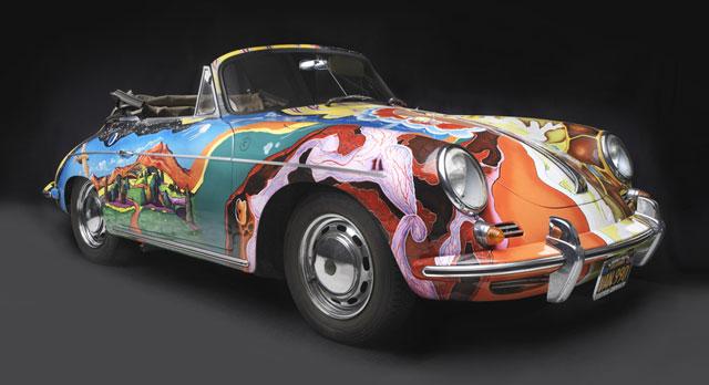 Janis Joplin Porsche 019