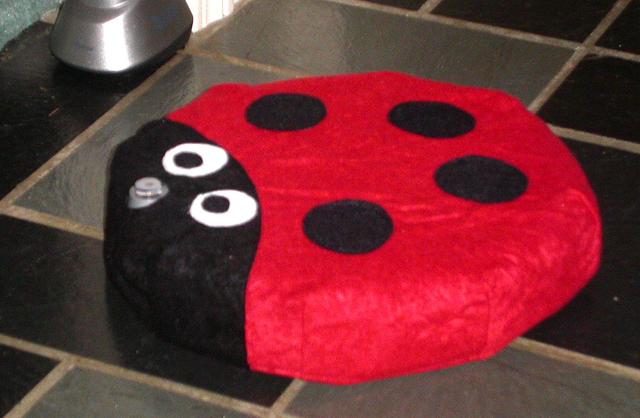 Roombud Ladybug