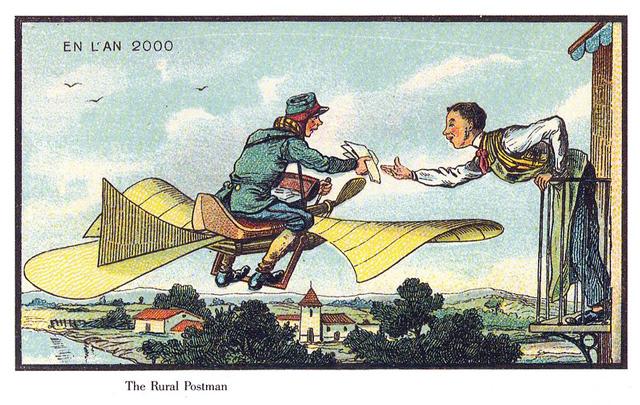 Rural-postman