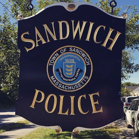 Sandwich Police by Rusty Blazenhoff