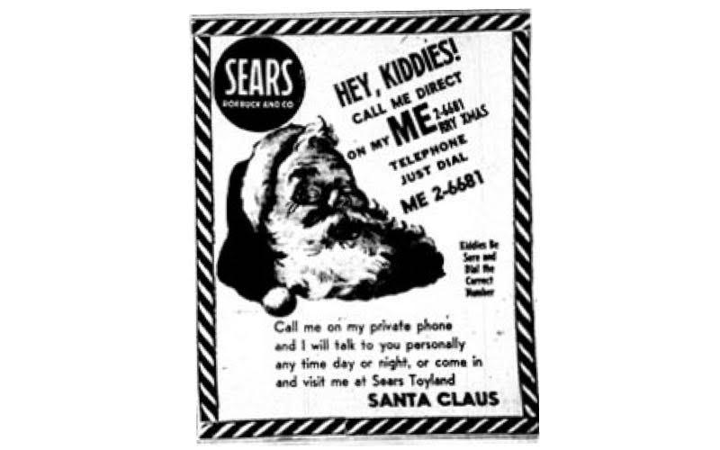 Santa ad