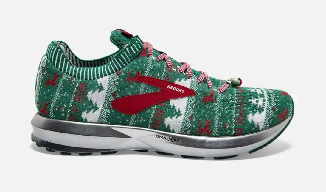 Ugly Christmas Sweater SNEAKERS - Pee
