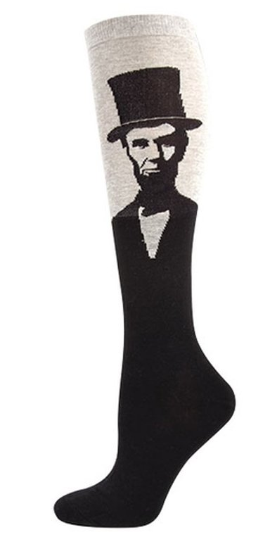 Abraham Lincoln socks