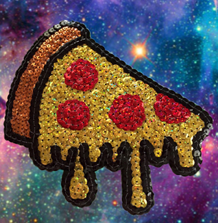 Sequin-pizza-patch
