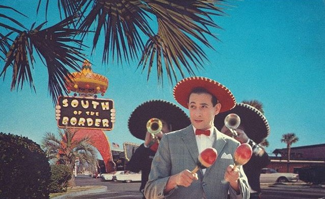 South of the Border Pee-wee