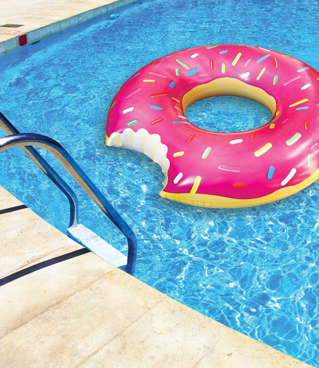 Sprinkled-donut-pool-float