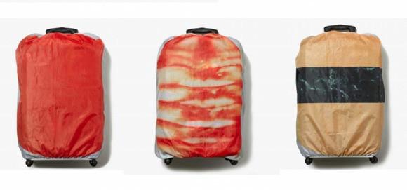 Sushi Luggage covers 2014