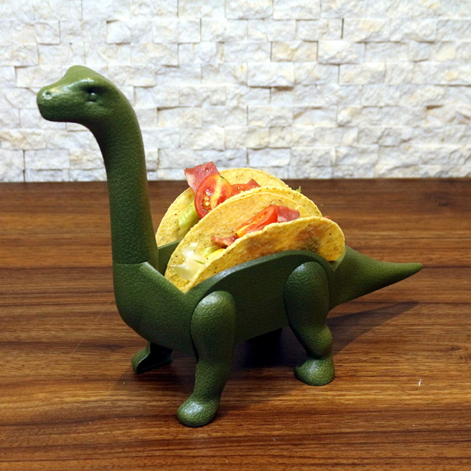 Image result for dinosaur taco holder gif