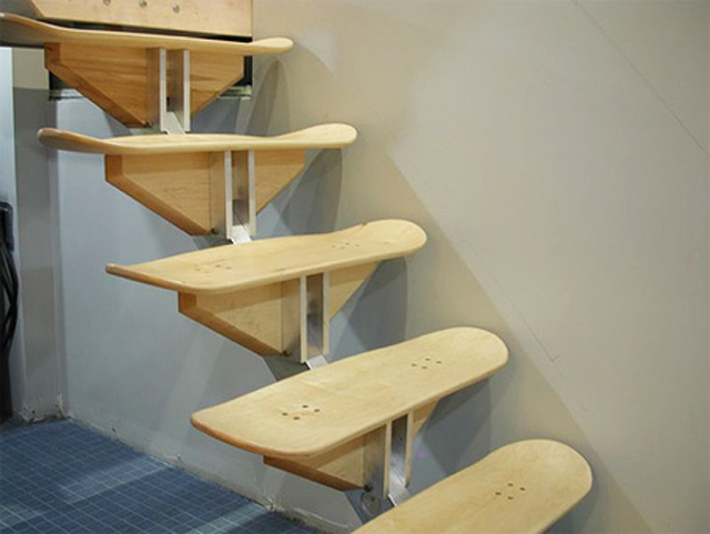 The-Skateboard-Staircase