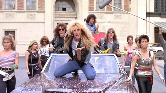 Twisted Sister in Big Adventure
