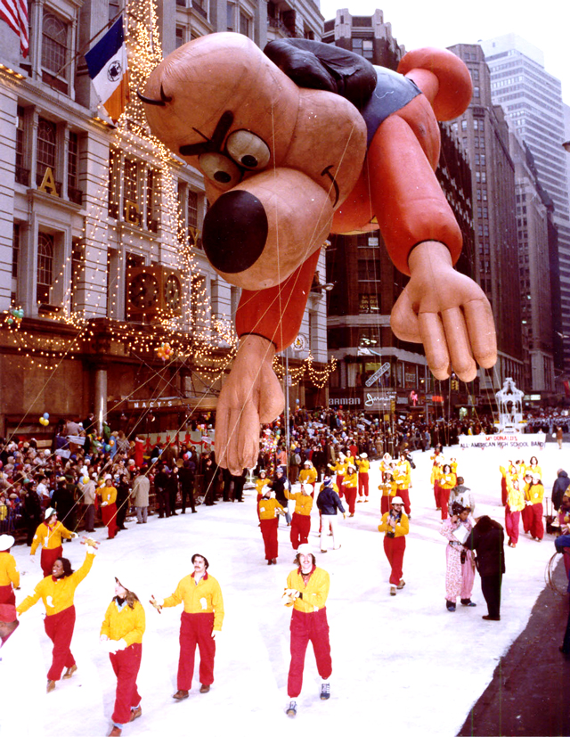 Tgif Vintage Macy S Thanksgiving Day Parade Found