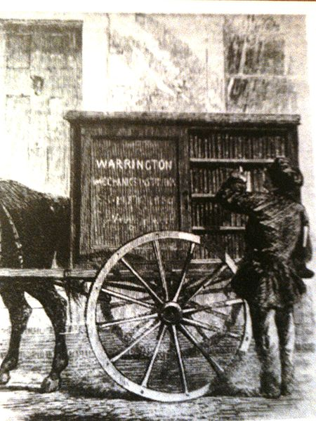 Warrington Perambulating Library
