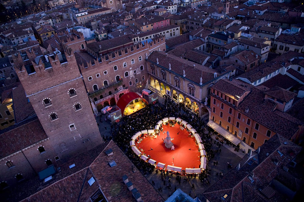 Saint valentine 39 s day in verona italy the city of romeo for San valentino in italia
