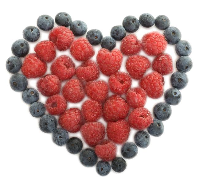 heart shaped food #10