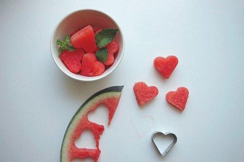 heart shaped food #2