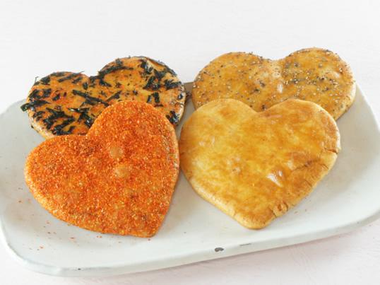 heart shaped food #20