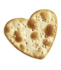 heart shaped food #3